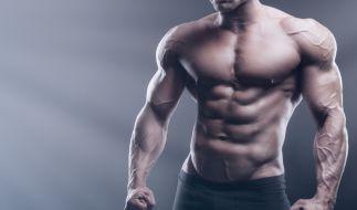 TV-Star Bastian Yotta hat sich von seinem übergewichtigen Ich zu einem muskulösen Traummann gemausert (Symbolfoto). (Foto)