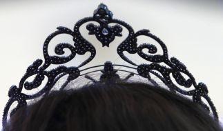 Krone einer Miss-Wahl-Gewinnerin: Allie Leggett ist die Miss Kentucky 2013. (Symbolbild) (Foto)
