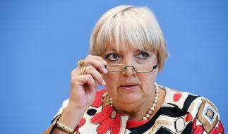 Die AfD willClaudia Roth ihres Amtes entheben. (Foto)