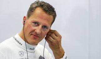 Formel-1-Legende Michael Schumacher machte seine ersten Gehversuche im Motorsport auf der Kartbahn seines Vaters in Kerpen. (Foto)