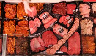 Die Deutschen sollen weniger Fleisch essen. (Foto)