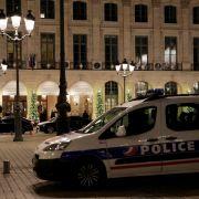 3 Festnahmen! Ritz-Hotel mit Äxten überfallen (Foto)