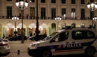 Das Hotel Ritz in Paris wurde brutal überfallen. (Foto)