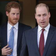 Wird Prinz William doch nicht sein Trauzeuge? (Foto)