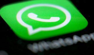 WhatsApp-Sicherheitslücke bei Gruppenchats entdeckt. (Foto)