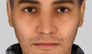 Die Polizei sucht nach diesem Vergewaltiger. (Foto)