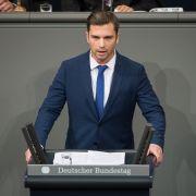 Jan Ralf Nolte ist Vorsitzender im Landesverband Hessen der Jungen Alternative für Deutschland und sitzt seit 2017 im Bundestag.