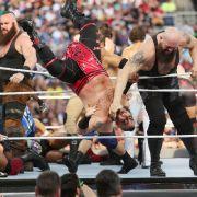Schock-Videos! Sind Sie hart genug für DIESE Wrestling-Unfälle? (Foto)