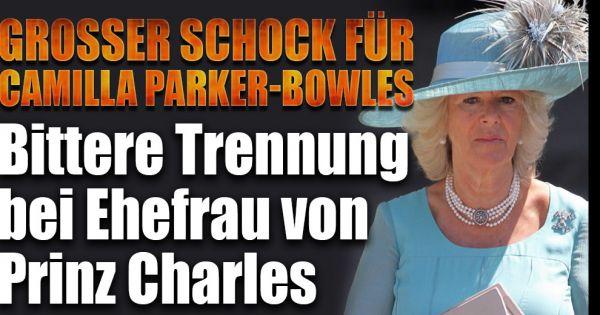 Charles Camilla Scheidung