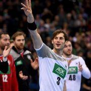 Handball live! Deutschland will auch gegen Slowenien siegen (Foto)