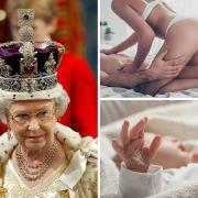 Anschlag auf die Queen // Kickboxer schlägt Baby-Kopf ein // Sexualstrafrecht abgelehnt (Foto)