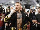 Conor McGregor hat offenbar Ärger mit der Mafia. (Foto)
