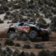 Sainz schnappt sich Rallye-Sieg - Von Zitzewitz auf Platz 3 (Foto)