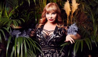 Schauspielerin Sandra Steffl nimmt am RTL-Dschungelcamp teil. (Foto)