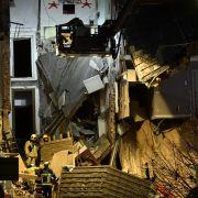 3 Wohnhäuser fliegen in die Luft - mindestens 2 Tote und 14 Verletzte (Foto)