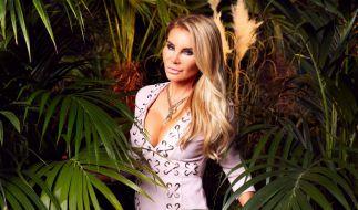 Fotomodell Tatjana Gsell. (Foto)