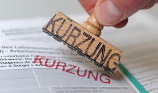 Die Zahl der Sanktionen gegen Hartz-IV-Empfänger ist leicht gestiegen. (Foto)