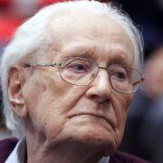 Gnadengesuch abgelehnt!Ex-SS-Mann muss für 300.000 Morde in Haft (Foto)