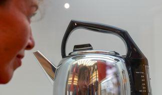 Weil ein Japaner Wasser mit Heizöl verwechselte, zog sich der Unglücksrabe Verbrennungen zu (Symbolbild) (Foto)