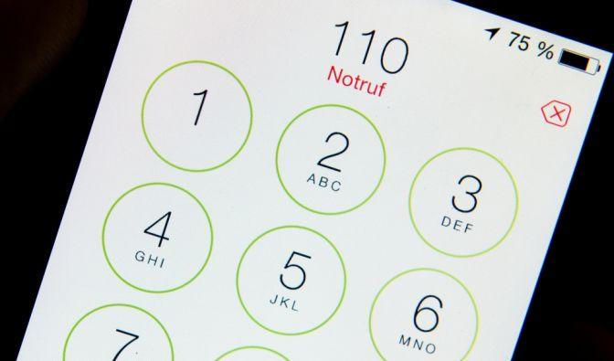 DIESE Funktion ruft automatisch die Polizei (Foto)