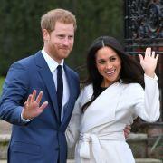 Meghan gibt den Ton - und selbst die Queen muss gehorchen! (Foto)