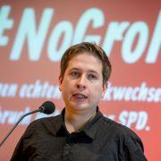 Zoff mit Andrea Nahles! Werfen die Jusos mit Lügen um sich? (Foto)