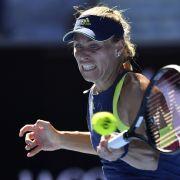 Kerber quält sich ins Viertelfinale und trifft auf Madison Keys (Foto)