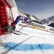 Ski-Star Vonn siegt bei zweiter Abfahrt in Italien (Foto)