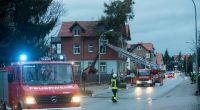 """Auch in Hessen richtete Orkan """"Friederike"""" schlimme Sturmschäden an. (Foto)"""