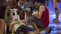 An der Copacabana in Rio de Janeiro wurden mindestens 15 Menschen verletzt, nachdem ein Auto in eine Menschenmenge raste. Zudem starb ein 15 Monate altes Baby bei dem Crash. (Foto)
