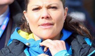 Prinzessin Victoria von Schweden ist krank. (Foto)
