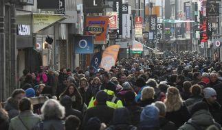 Auch diesen Sonntag haben Sie zahlreiche Shoppingmöglichkeiten. (Foto)