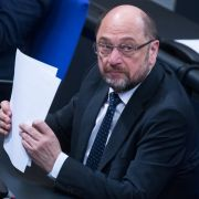 Martin Schulz wirbt weiterhin für die GroKo. (Foto)
