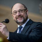 Ein Rücktritt von Martin Schulz bei einem Nein gilt als wahrscheinlich. (Foto)