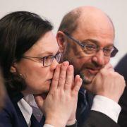 Union und SPD wollen schnell Regierung bilden - Wirtschaft warnt (Foto)