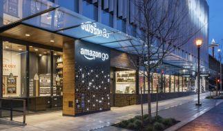 """Mit """"Amazon Go"""" öffnet der erste Supermarkt ohne Kassen. (Foto)"""