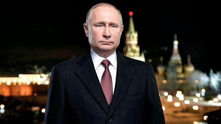 Keiner zweifelt daran, dass Putin auch 2018 zum Präsidenten von Russland gewählt wird.