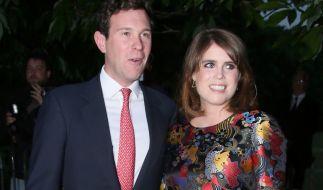 Prinzessin Eugenie heiratet noch in diesem Jahr ihren Verlobten James Jack Brooksbank. (Foto)