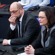 Nur noch 4 Punkte vor AfD! Kaum einer mag mehr die SPD (Foto)