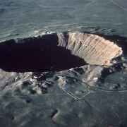 Von wegen Weltraumschrott! DAS flog wirklich vom Himmel (Foto)