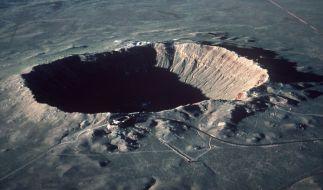 Anstelle von Weltraumschrott kam in Indien der Inhalt einer Bordtoilette am Boden an. (Foto)