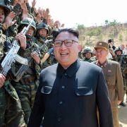 In 12 Monaten ist Nordkorea bereit für einen Krieg (Foto)