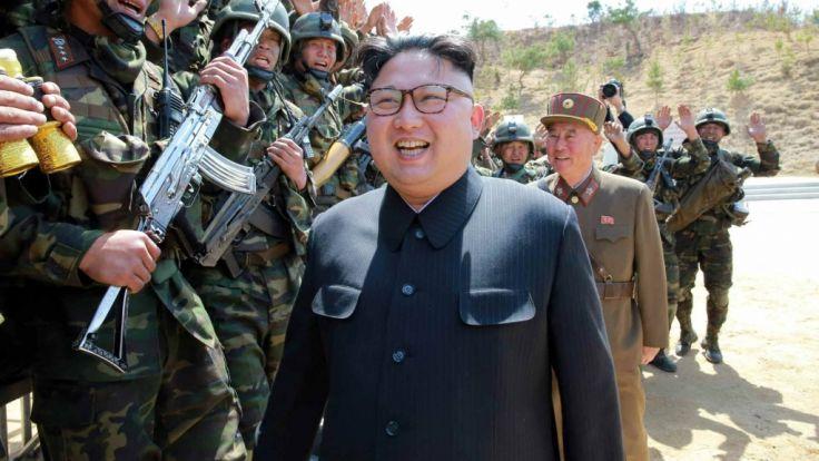 Kim Jong Un baut seine atomare Schlagkraft kontinuierlich aus.