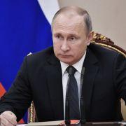 """Putin zettelt in Europa in naher Zukunft Krieg an"" (Foto)"