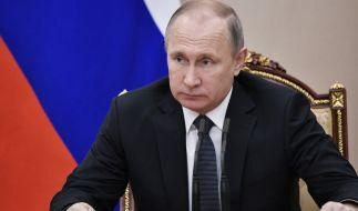 Der Einschätzung britischer Armee-Experten zufolge stellt Wladimir Putin ein unmittelbares Kriegsrisiko für Europa dar. (Foto)