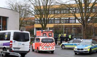 Ein Schüler der Käthe-Kollwitz-Gesamtschule in Lünen hat am Morgen des 23. Januar 2018 seinen Mitschüler erstochen. (Foto)