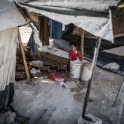 Bundesregierung blockiert Flüchtlings-Aufnahme (Foto)