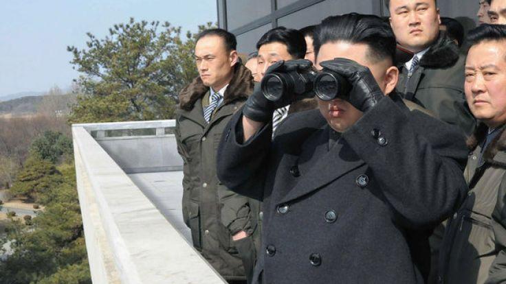 Kim Jong Un ist leidenschaftlich dabei, wenn Atomwaffentests stattfinden.