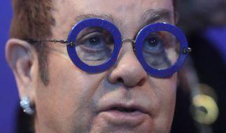 Elton John ist seit über 50 Jahren im Musikgeschäft erfolgreich. (Foto)