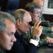 HIER testete Putin schon seine Atomwaffen (Foto)